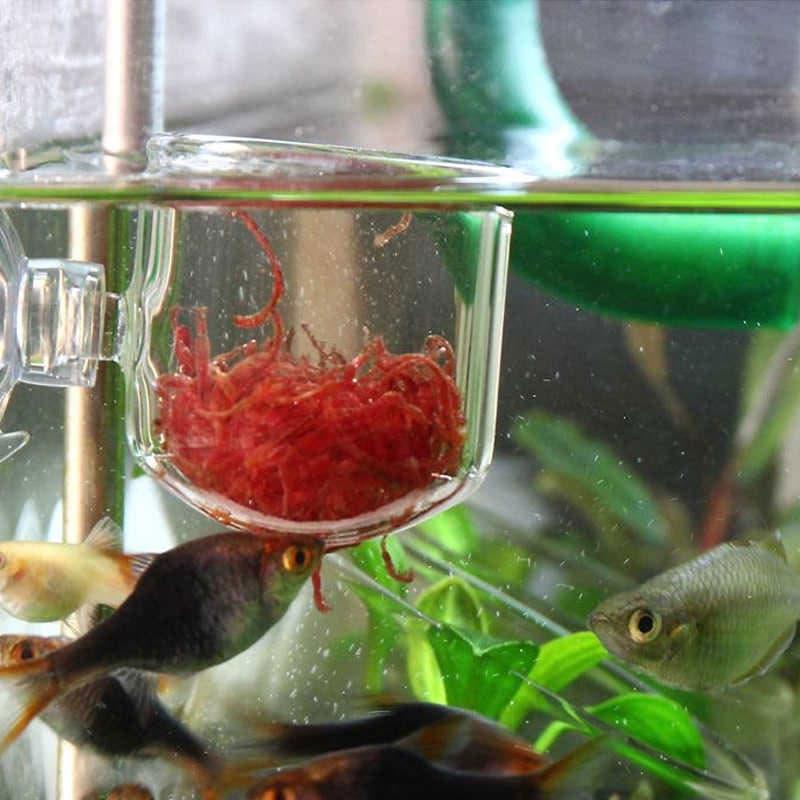 Кормушка для аквариумных рыб
